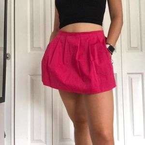 Skater skort With Pockets!
